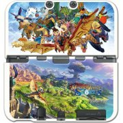 Monster Hunter Stories Cover for New 3DS LL (Japan)