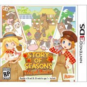 Story of Seasons: Trio of Towns (US)