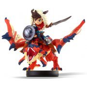 amiibo Monster Hunter Stories Series Figure (One-Eyed Rathalos & Rider Boy) (Japan)