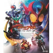 Kamen Rider Agito Blu-ray Box 3 (Japan)