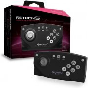 Hyperkin RetroN 5 Bluetooth Wireless Controller (Black) (US)