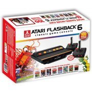 At Games Atari Flashback 6 Classic Game Console (US)