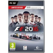 F1 2016 [Limited Edition] (Steam) steamdigital (Region Free)