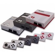 NES Hyperkin RetroN 1 Console (FC Super Loader) (3 Colors Pack) (US)