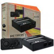 NES Hyperkin RetroN 1 Console (FC Super Loader) (Black) (US)