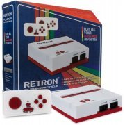 NES Hyperkin RetroN 1 Console (FC Super Loader) (Red/White) (US)