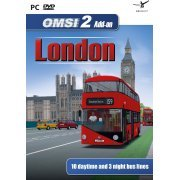 OMSI 2 Add-On: London (DVD-ROM) (Europe)