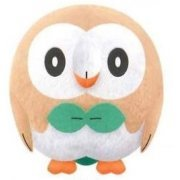 Pokemon Plush: Rowlet (Japan)