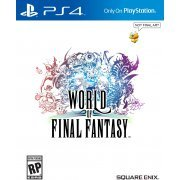 World of Final Fantasy (English) (Asia)