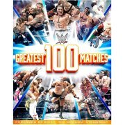 WWE: 100 Greatest Matches (Hardcover) (US)