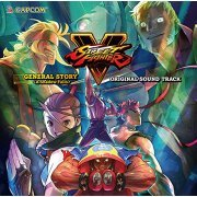 Street Fighter 5 General Story - A Shadow Falls Original Soundtrack (Japan)