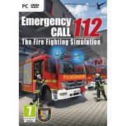 Emergency Call 112: The Fire Fighting Simulation (DVD-ROM) (Europe)