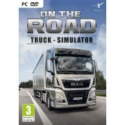 On the Road: Truck Simulator (DVD-ROM) (Europe)