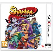 Shantae and the Pirate's Curse (Europe)