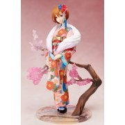 Vocaloid 1/8 Scale Pre-Painted Figure: Meiko -Hanairogoromo-