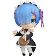 Nendoroid No. 663 Re:Zero -Starting Life in Another World-: Rem (Re-run) (Japan)