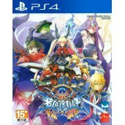 Blazblue Centralfiction (Multi-Language) (Asia)