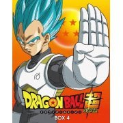 Dragon Ball Super Dvd Box 4 (Japan)