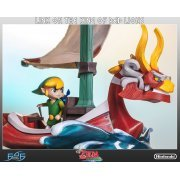 Legend of Zelda The Wind Waker Statue: Link on The King of Red Lions (US)