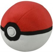 Pokemon Plush: Soft Monster Ball M / Poke Ball (Re-run) (Japan)
