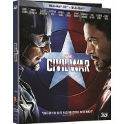 Captain America : Civil War [3D+2D] (Hong Kong)