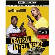 Central Intelligence [4K UHD Blu-ray] (US)