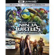 Teenage Mutant Ninja Turtles: Out Of The Shadows [4K UHD Blu-ray] (US)