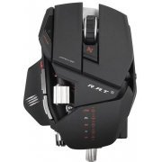 Mad Catz Cyborg R.A.T.9 Gaming Mouse (Matte Black)