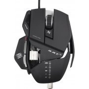Mad Catz Cyborg R.A.T.5 Gaming Mouse (Matte Black)