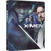 X-Men Beginnings Trilogy (Steelbook) (Hong Kong)