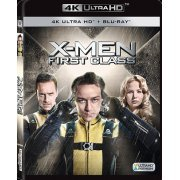 X-Men: First Class (4K UHD+BD) (Hong Kong)
