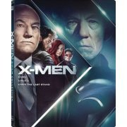 X-Men Trilogy (Steelbook) (Hong Kong)