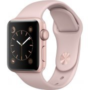 Apple Watch Series 2 38mm with Pink Sand Sport Band (Rose Gold) (Hong Kong)
