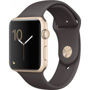 Apple Watch Series 2 42mm with Cocoa Sport Band (Gold) (Hong Kong)