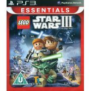 LEGO Star Wars III: The Clone Wars (Essentials) (Europe)