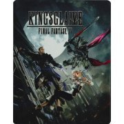 Kingsglaive Final Fantasy XV [Limited Edition Steel Book] (Hong Kong)