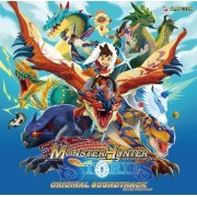 Monster Hunter Stories Original Soundtrack (Japan)