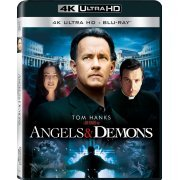 Angels And Demons [4K Ultra HD Blu-ray] (US)