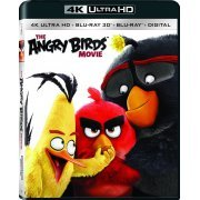 The Angry Birds Movie [4K Ultra HD Blu-ray] (US)