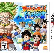 Dragon Ball Fusions (US)