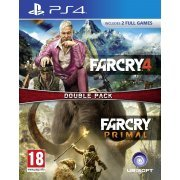 Far Cry 4 / Far Cry Primal Double Pack (Europe)