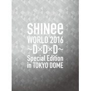 Shinee World 2016 - DxDxD - Special Edition In Tokyo [Limited Edition] (Japan)