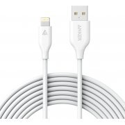Anker PowerLine Lightning Cable 10ft / 3m (White)