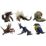 Capcom Figure Builder Monster Hunter Standard Model Plus Vol. 7 (Set of 6 pieces) (Re-run) (Japan)