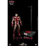 King Arts Iron Man 3 1/9 Diecast Figure Series: Iron Man Mark XLIII (Asia)