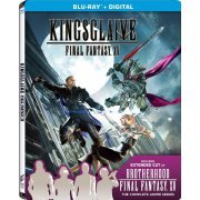 Kingsglaive: Final Fantasy XV [Blu-ray+Digital HD] (Limited Edition Steel Book) (US)
