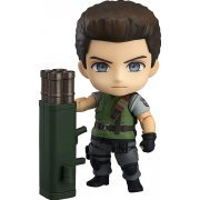 Nendoroid No. 681 Resident Evil: Chris Redfield (Japan)