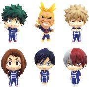 Color Collection My Hero Academia (Set of 6 pieces) (Japan)