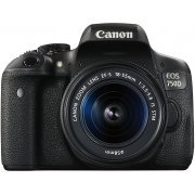 Canon EOS 750D with EF-S 18-55mm IS STM Lens