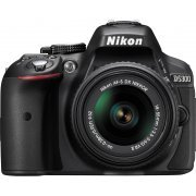 Nikon D5300 Kit with AF-S VR II DX 18-55mm 3.5-5.6G Lens